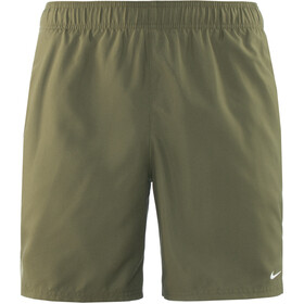 "Nike Swim Essential Lap 7"" Volley Shorts Heren, medium olive"